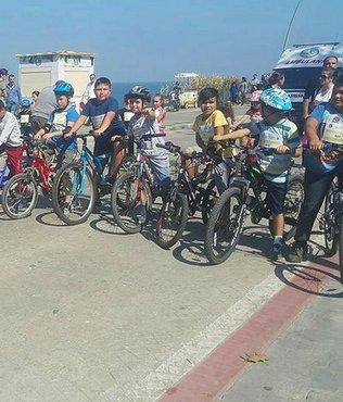 Akçakoca'da Bisiklet yarışları düzenlendi