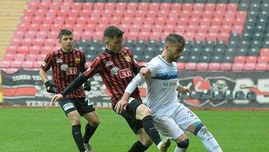 Eskişehirspor Adana Demirspor 1-1 (MAÇ SONUCU - ÖZET)