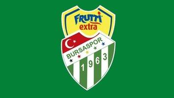 Frutti Extra Bursaspor ayrılık!