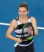 Simona Halep, Serena Williams'ın rakibi oldu