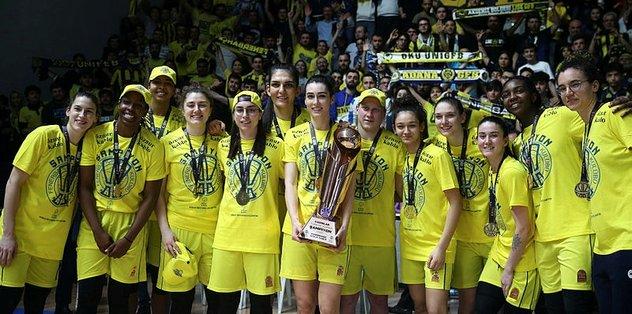 Fenerbahce win Turkish Women's Basketball Cup