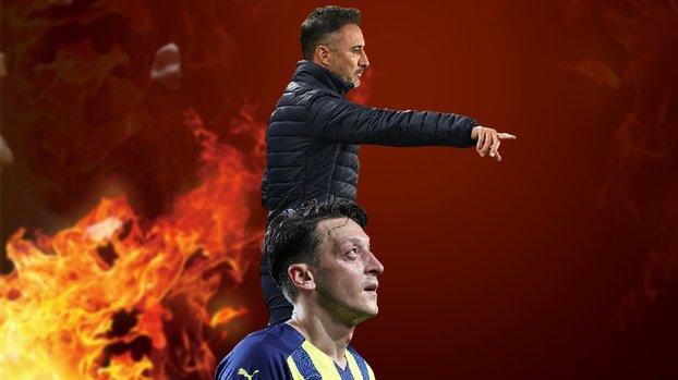 FENERBAHÇE HABERİ - Vitor Pereira'dan flaş karar! Mesut Özil yeniden kulübeye (FB haberi)