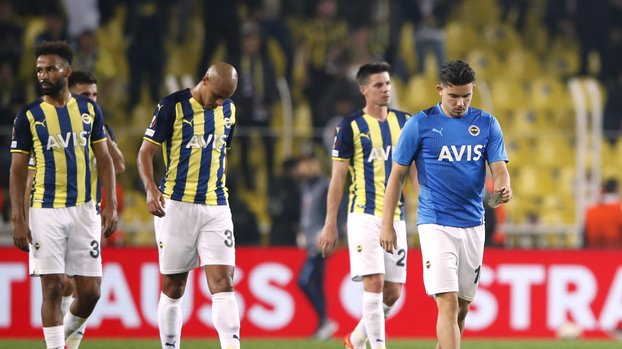 Fenerbahçe Royal Antwerp 2-2   MAÇ SONUCU
