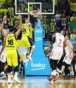 Fenerbahçe Beko kötü seriyi bozdu!