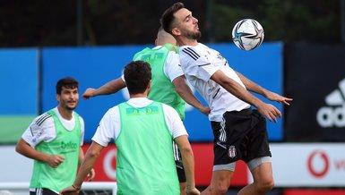 Son dakika spor haberi: Beşiktaş Antalyaspor maçı hazırlıklarına başladı