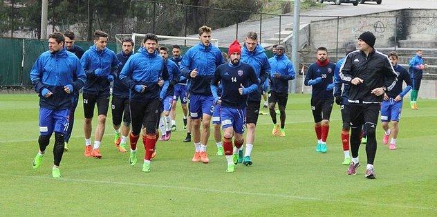 Fenerbahçe hazırlıkları Antalya'da