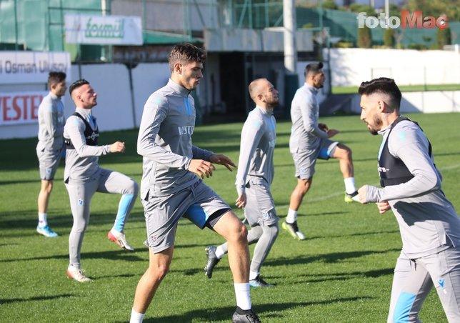 Altay - Trabzonspor maçının 11'leri netlik kazandı