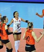 Eczacıbaşı VitrA, Kadınlar CEV Kupası'nda finalde!