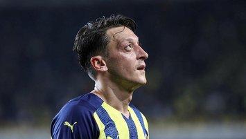 F.Bahçe'de Mesut Özil şoku!