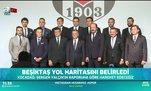 Beşiktaş yol haritasını belirledi