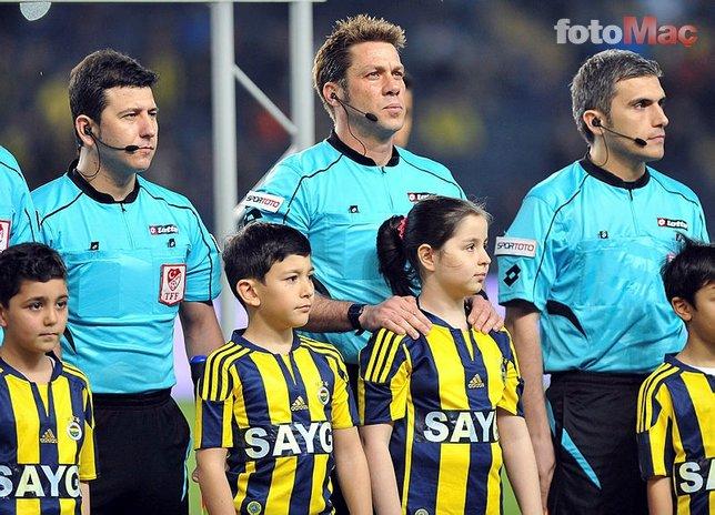 Fenerbahçe - Trabzonspor maçının 11'leri belli oldu   Yanal'dan çok konuşulacak karar