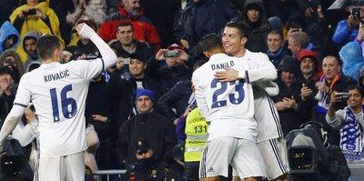 Real Madrid koptu gidiyor