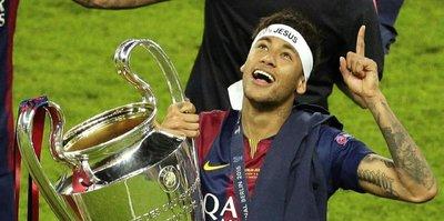 Tarihi transfer Neymar