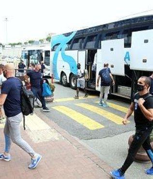 Trabzonspor'a taraftar morali! Denizli maçı öncesi...