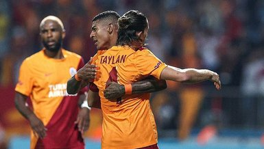 Son dakika spor haberi: Galatasaray Lazio maçının ardından Taylan Antalyalı: Daha da iyi olacağımıza eminim