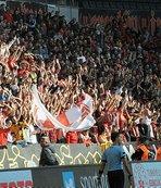 Eskişehirspor taraftar desteğiyle kazandı