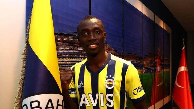 Son dakika: Papiss Cisse resmen Fenerbahçe'de! #