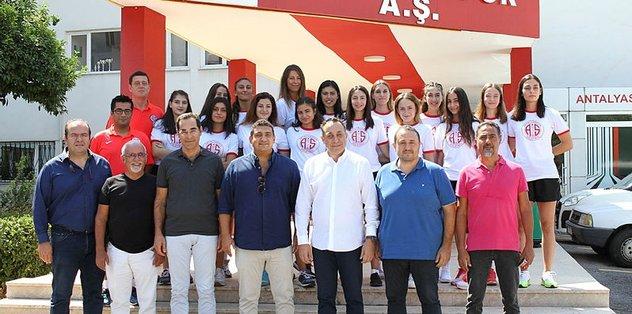 Antalyaspor Kulübü Derneğinin Olağanüstü Genel Kurulu