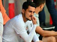 Vodafone Park'ta Vagner Love ve Mustafa Pektemek'e tepki