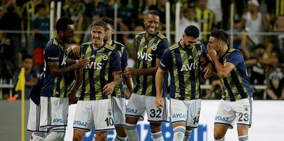 Fenerbahçe 5-0 Gazişehir MAÇ SONUCU (ÖZET)