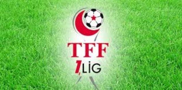 TFF 1. Lig'de 8. hafta yarın başlıyor