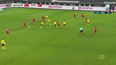 GOL | Borussia Dortmund 1-2 Köln
