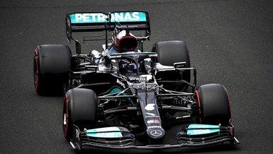 Son dakika spor haberi: F1 Macaristan Grand Prix'sinde pole pozisyonu Lewis Hamilton'ın!