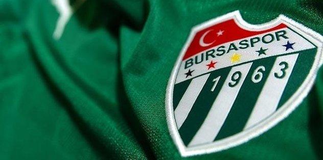 Bursaspor'da yüksek gerilim