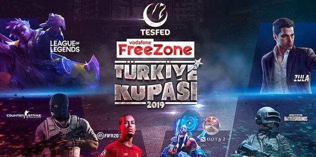 TESFED Türkiye Kupası'na başvurular başladı