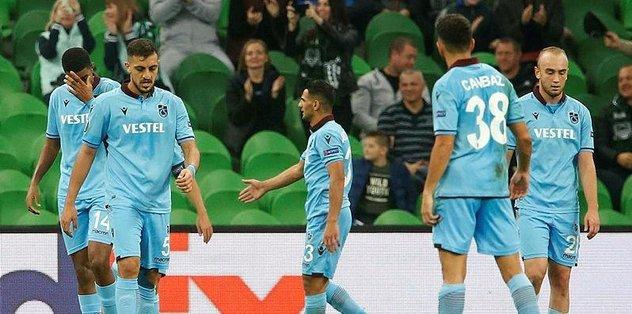Krasnodar 3-1 Trabzonspor | MAÇ SONUCU
