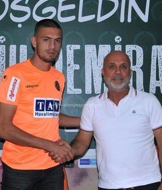 Aytemiz Alanyaspor Fenerbahçe'nin istediği Merih Demiral'ı kiraladı
