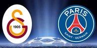 Galatasaray Paris Saint Germain Şampiyonlar Ligi maçı ne zaman saat kaçta hangi kanalda canlı yayınlanacak?