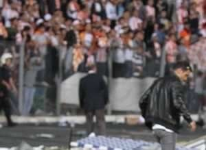 Ankarada olaylı final!