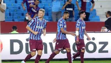 Trabzonspor'da Cornelius şov