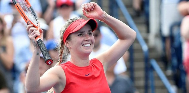 Svitolina, Rogers Cup'ta şampiyon