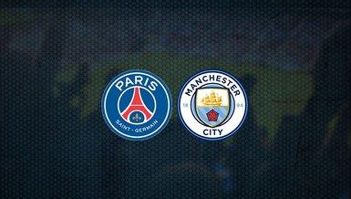 Paris Saint Germain (PSG) - Manchester City maçı ne zaman, saat kaçta ve hangi kanalda canlı yayınlanacak? | UEFA Şampiyonlar Ligi