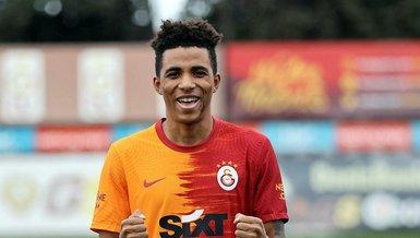 """Son dakika spor haberleri: Galatasaraylı Gedson Fernandes'e Fernando Santos'tan büyük övgü! """"Milli takımın geleceği"""""""