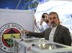 Konyaspor ile anlaşan Aykut Kocaman'dan Fenerbahçe'ye müjde!