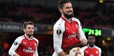 Arsenal acımadı