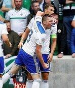 UEFA Uluslar Ligi |  Kuzey İrlanda: 1 - Bosna Hersek: 2
