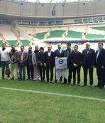 Bursa'ya sponsor müjdesi