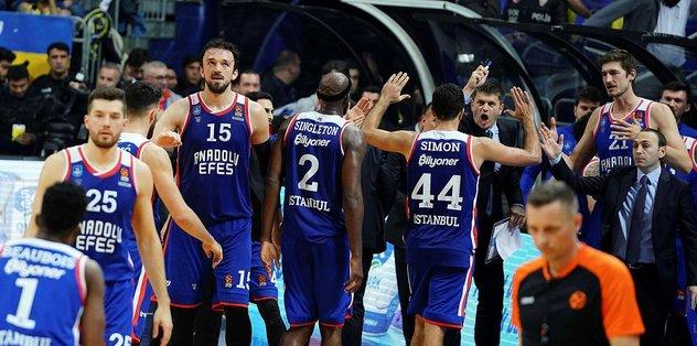 Euroleague lideri Anadolu Efes'ten iptal yorumu! ''Önce sağlık'' - Euroleague -