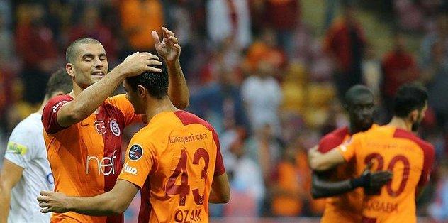 Fatih Terim: Ozan Kabak yıllardır oynuyormuş gibiydi!