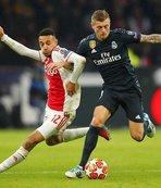 Real Madrid bildiğiniz gibi!