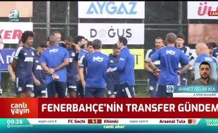 Fenerbahçe'de Dirar'ın yerine iki isim