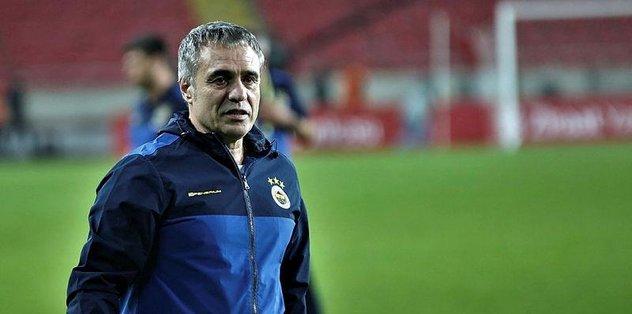 Fenerbahçe'de Ersun Yanal'ın aklı fikri zirvede!