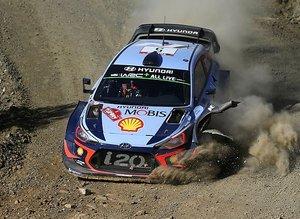 WRC Datça etabından kareler