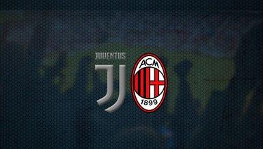 Juventus - Milan maçı ne zaman, saat kaçta ve hangi kanalda canlı yayınlanacak? | İtalya Serie A