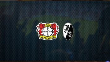 Bayer Leverkusen - Freiburg maçı saat kaçta ve hangi kanalda?