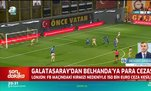 Galatasaray'dan Belhanda'ya para cezası
